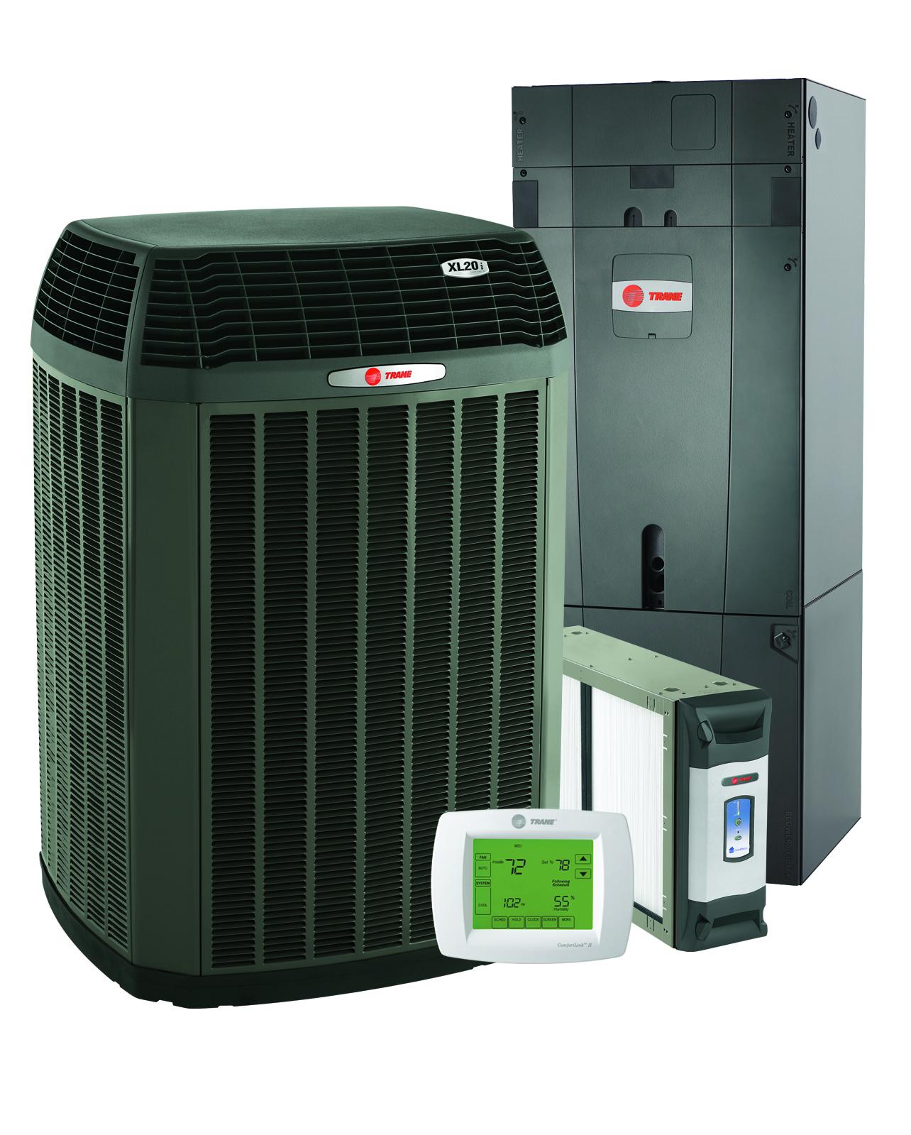 AC Replacement - Trane - Climatuff Condensor