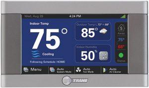 trane thermostat fl green team