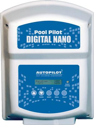 Pool Pilot - Autopilot Saltwater Chlorine Generator