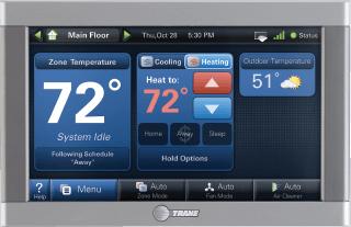 Trane ComfortLink II Smart Thermostat