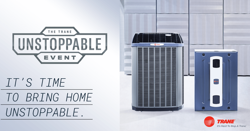 Trane Air Conditioner Rebates - Spring 2018