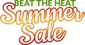 Beat the Heat Summer Sale